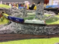 Rocky-Rail RRE37501 Europorte in Lord of the Rings landscape 4