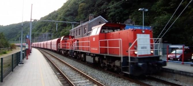 Convoy of 2 locs NS6400