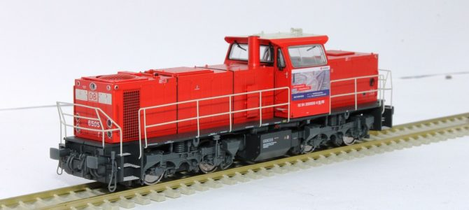 NEW Rocky-Rail HO : MaK 6469, MaK 6505, Twincars
