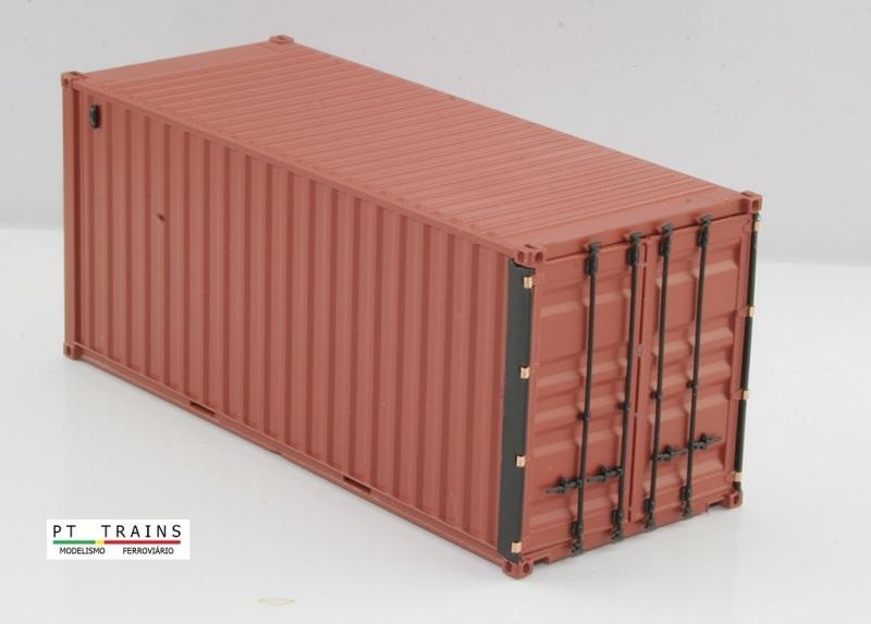 PT Trains 840019 TRITON 40ft HC Container TLLU 5901348 1:87