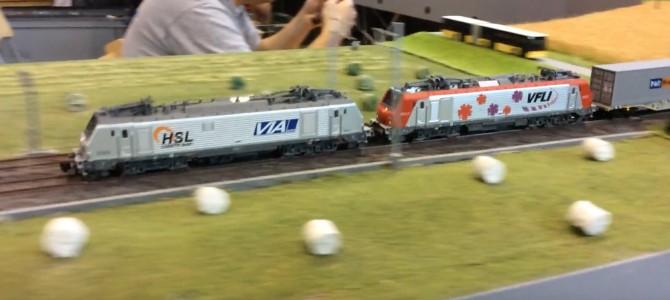 HSL VIA VFLI train